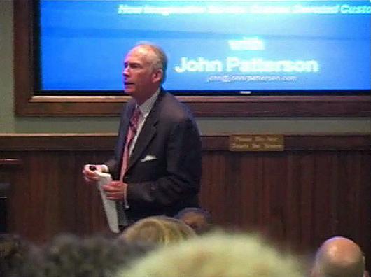 John R. Patterson